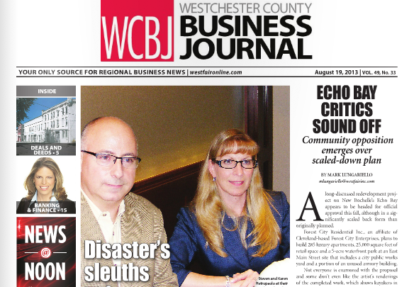 NYDS & Yaeger PR featured in Westchester County Business Journal