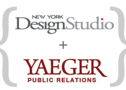 yaeger + new york design studio partnership